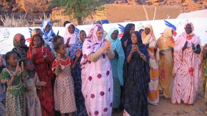 Femme mauritaniennes