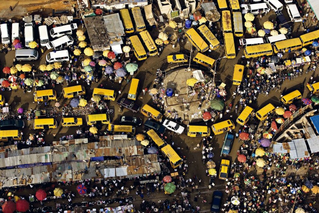 Interdiction des motos-taxis