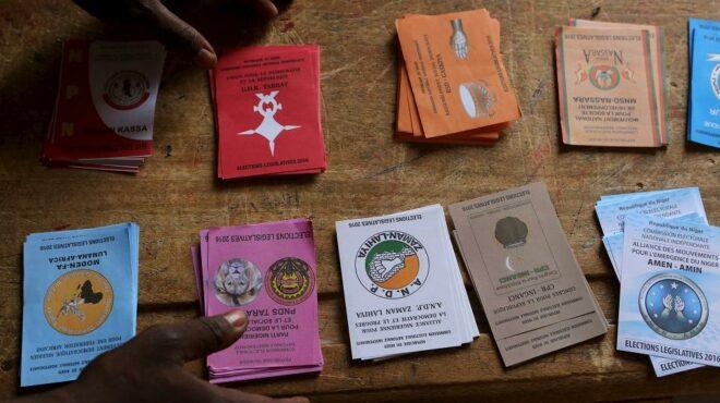 Le Niger opte pour les cartes biométriques lors des élections