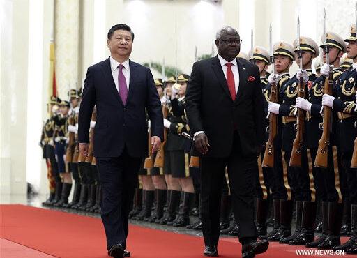 La Sierra-Leone solidaire de la Chine