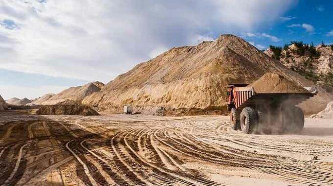 mine phosphate