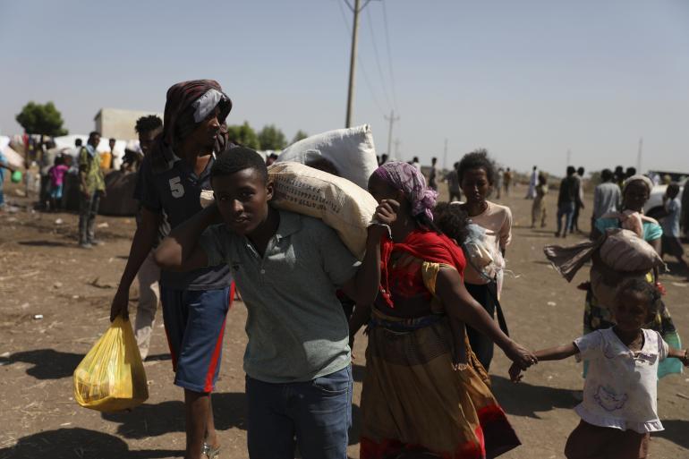 Ethiopie Tigré Lai dai han
