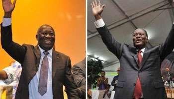 cote divoire alassane ouattara va rencontrer laurent gbagbo - TribuneOuest
