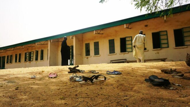 nigeria jeune fille kidnappee sept ans retrouve famille - TribuneOuest