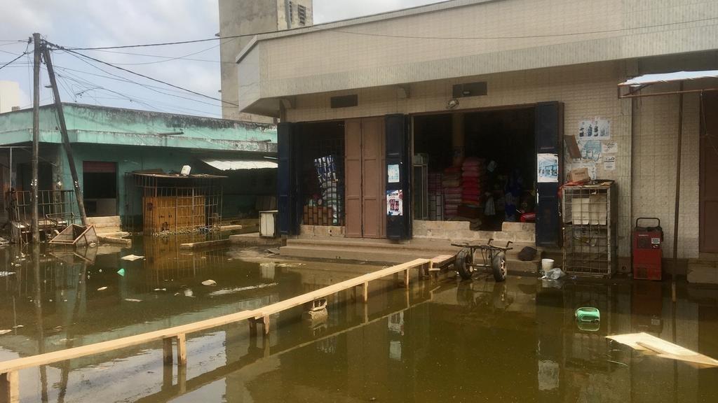 senegal inondations repetition agacent habitants - TribuneOuest