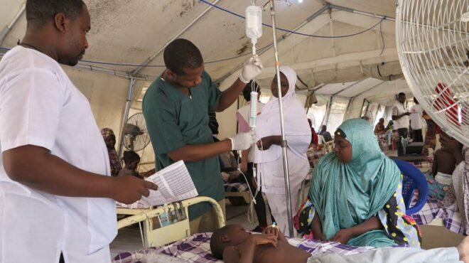 nigeria fin greve medecins - TribuneOuest